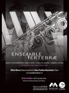 Ensemble Vertebrae Mazatlán(1)